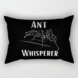 Ants Whisperer Rectangular Pillow