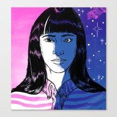 Day & Night Canvas Print