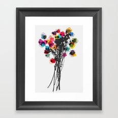 blossom 1 Framed Art Print