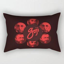 Goji Icon Rectangular Pillow