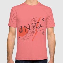 Unique af T-shirt