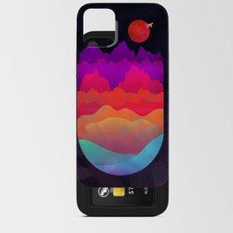 Mountain Escape iPhone Card Case