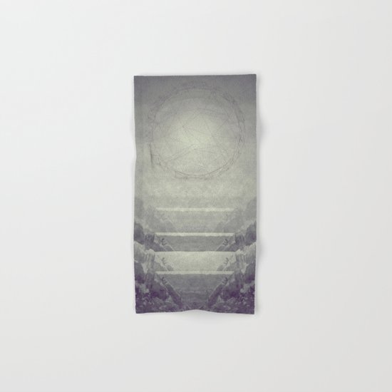Above Hand & Bath Towel