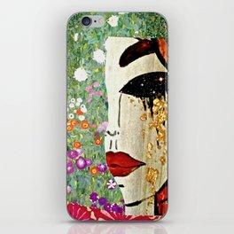 Klimt Remix iPhone Skin