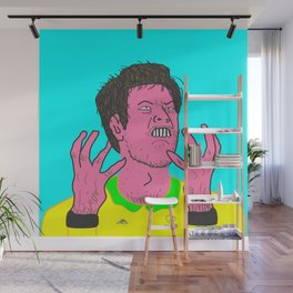Table Tennis Mad Part 2 Wall Mural