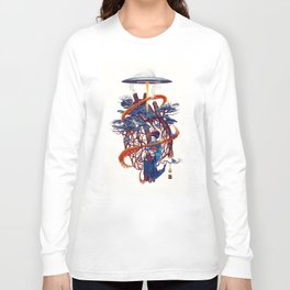 Pine container Long Sleeve T-shirt