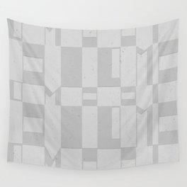 Light Gray Domio Deco Wall Tapestry