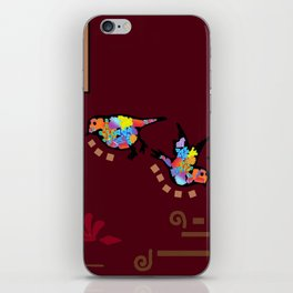Mischief Tweets iPhone Skin
