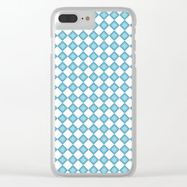 VELOUR Clear iPhone Case