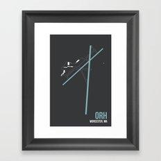 ORH Framed Art Print