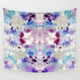 Rainbow Abstract T22 Wall Tapestry
