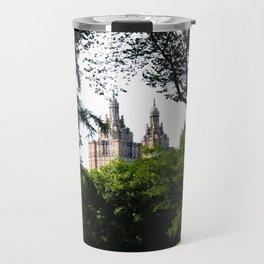 The Upper West Side Travel Mug
