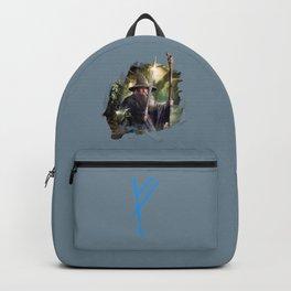 The Wizard in Dol Guldur Backpack