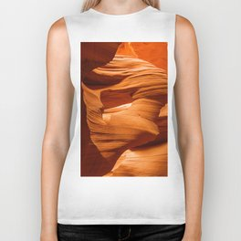 The Grand Canyon (Color) Biker Tank