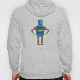 a humanoid Hoody