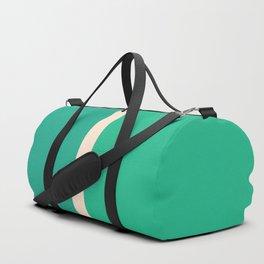 Half a Jade Duffle Bag