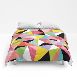 Geometric Jane Comforters
