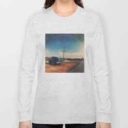 Roadside Classic - America As Vintage Album Art Long Sleeve T-shirt