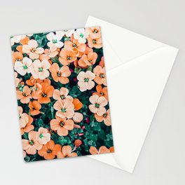 Floral Bliss #photography #nature Stationery Cards