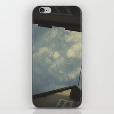 but a glance disperses the most wonderful meetings. iPhone & iPod Skin