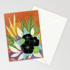 Anemone Floral Stationery Cards