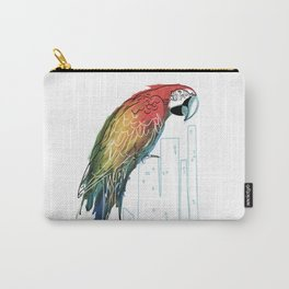 Polly in the City Carry-All Pouch