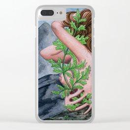I Ascend Clear iPhone Case
