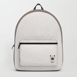 Birman cat pois Backpack