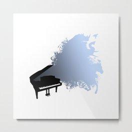 Symphony Metal Print