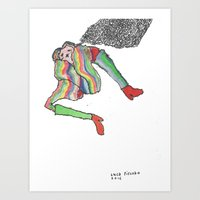 Gloom  Art Print