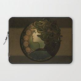 Medusa Nouveau Laptop Sleeve