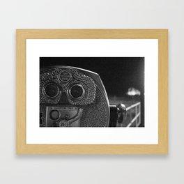 Quarters Only Framed Art Print