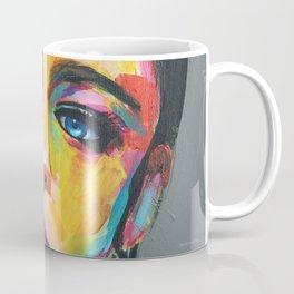 Emilia Clarke by ilya konyukhov (c) Coffee Mug