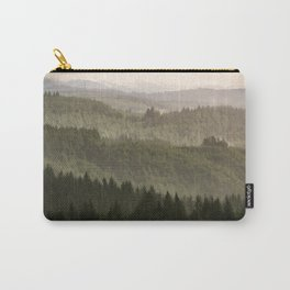Pacific Coast Mountain Forest - 124/365 Carry-All Pouch