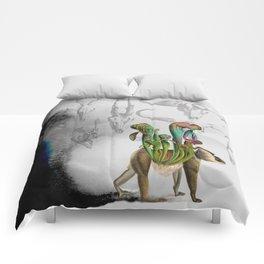 Mandrillus evolution Comforters