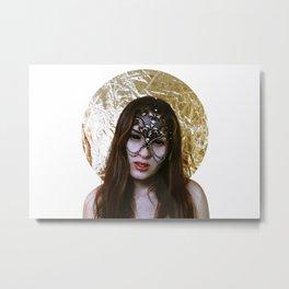 (un)holy Metal Print
