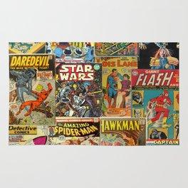 Comics Rug