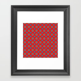 Vibrosity Framed Art Print