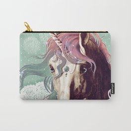Unicorns live forever Carry-All Pouch