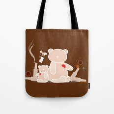 A Night with Ted Tote Bag