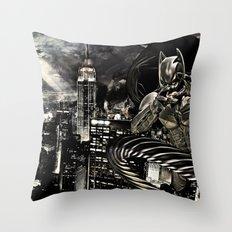 Life Line Throw Pillow