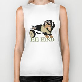 Ricky Bobby #3: Be Kind Biker Tank