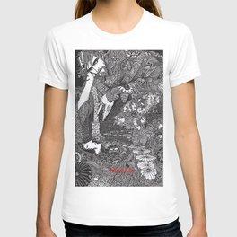Morella by Harry Clarke T-shirt