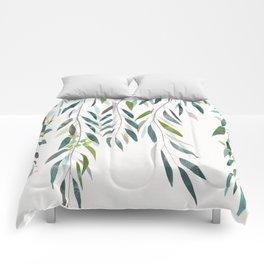 Eucalyptus Drop  Comforters