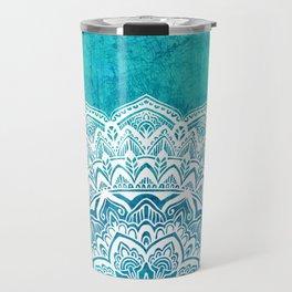 Mandala B Travel Mug