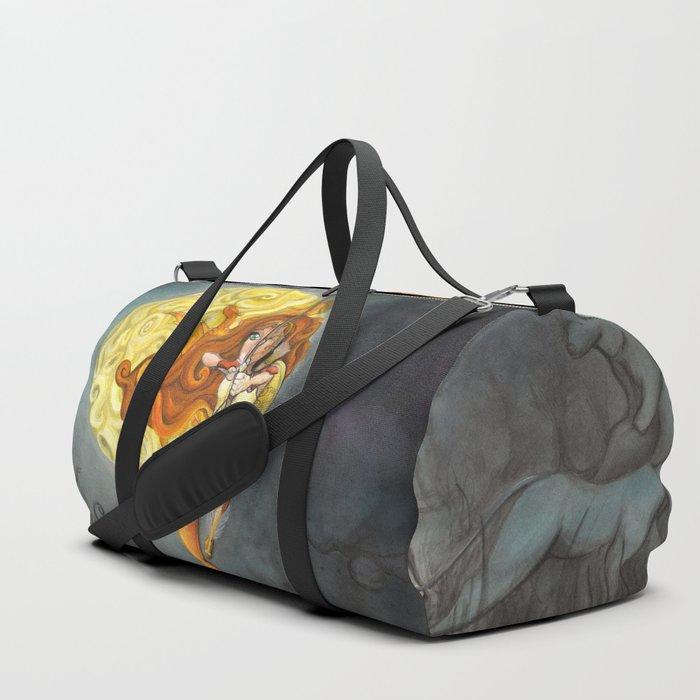 2b4d54a045 Amazon Duffle Bag by caroigano