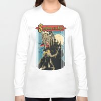 castlevania Long Sleeve T-shirts featuring Symphony of the night by MeleeNinja