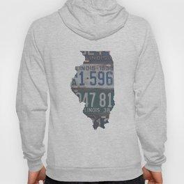 Vintage Illinois Hoody