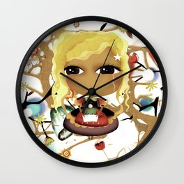 Alles Gute zum Geburtstag! Wall Clock