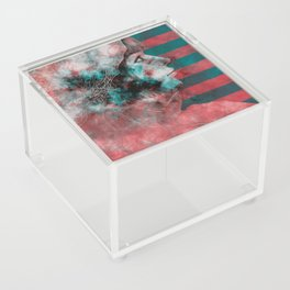 Wonder Into The Future Acrylic Box
